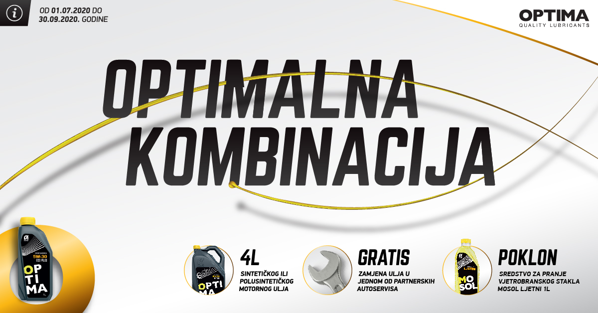 (Srpski) Akcija Optimalna kombinacija